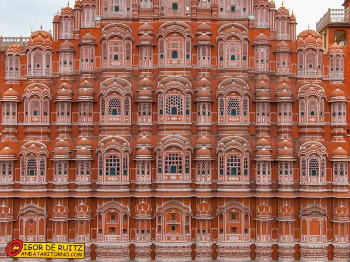 Jaipur la città rosa