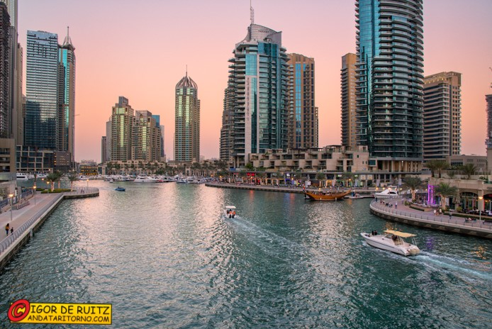 Marina di Dubai