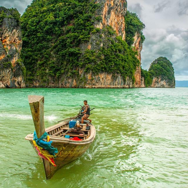 Thailandia, altro giro, altra corsa!