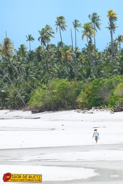 Palau Maratua, Arcipelago di Derawan
