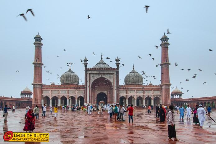 La moschea Jama Majid