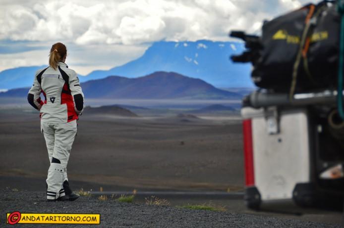 Islanda in moto