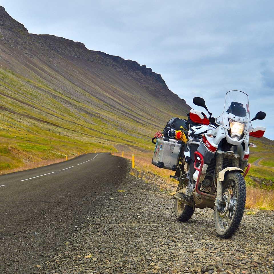 Islanda, un pistone per due
