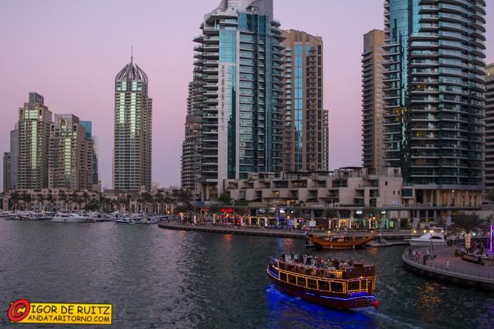 La Marina di Dubai