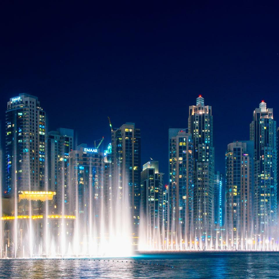 Dubai, fuori in 600 minuti