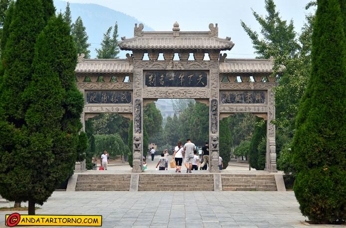 Tempio Shaolin
