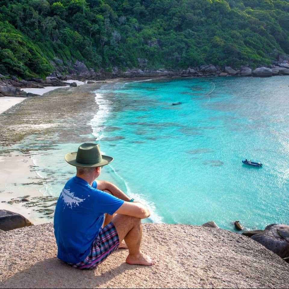 Thailandia, 50 anni alle Isole Similan