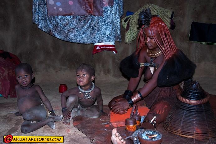 Villaggio Himba