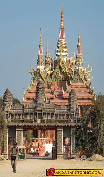 Cambogia?!? No, Lumbini