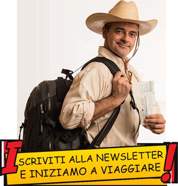 La Newsletter dei Viaggi Fai-Da-Te   Andata/Ritorno